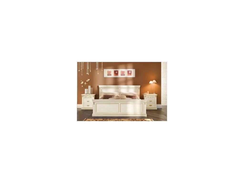 M. Villanova: Анжелика: кровать 160x200  (бежевый)