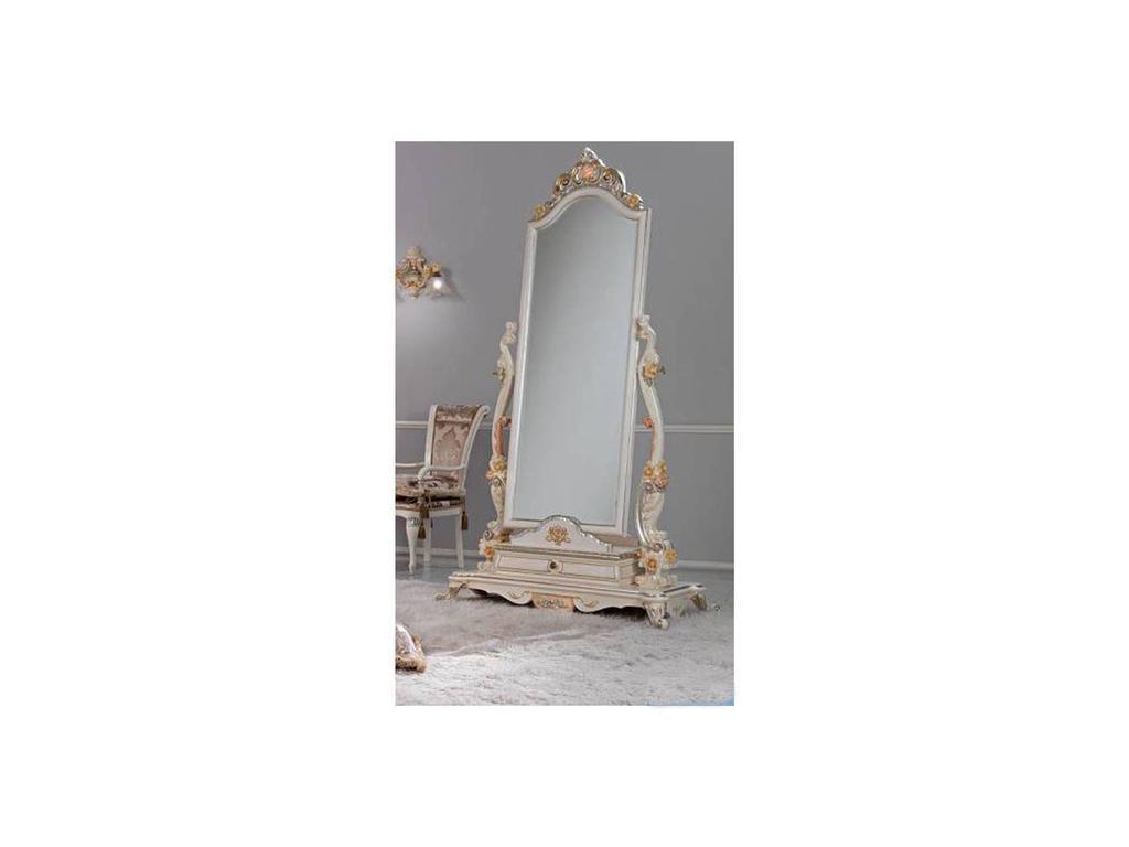 F.lli Pistolesi: Мануэль: зеркало напольное  (noce)