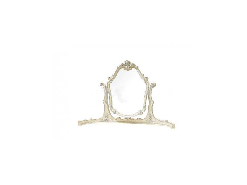 Nijoy: Джульетта: зеркало  (слоновая кость, серебро)