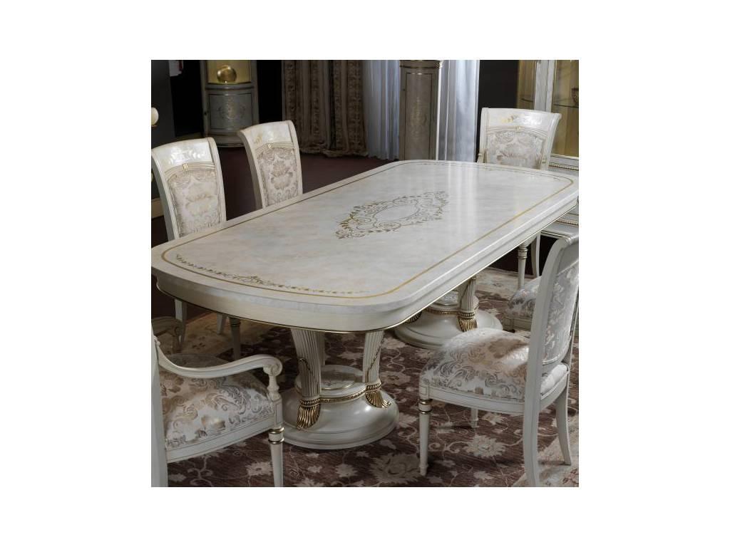 Vicente Zaragoza: Калифорния: стол   (белый, золото)
