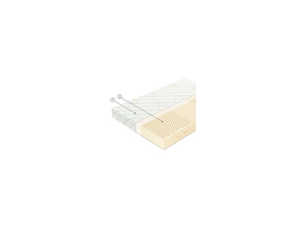 Вегас: Ecolatex: матрас  L5 140х200