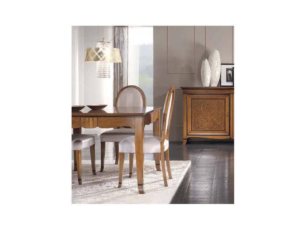 Francesco Pasi: Deco: стул Деко  ткань кат.В (вишня)
