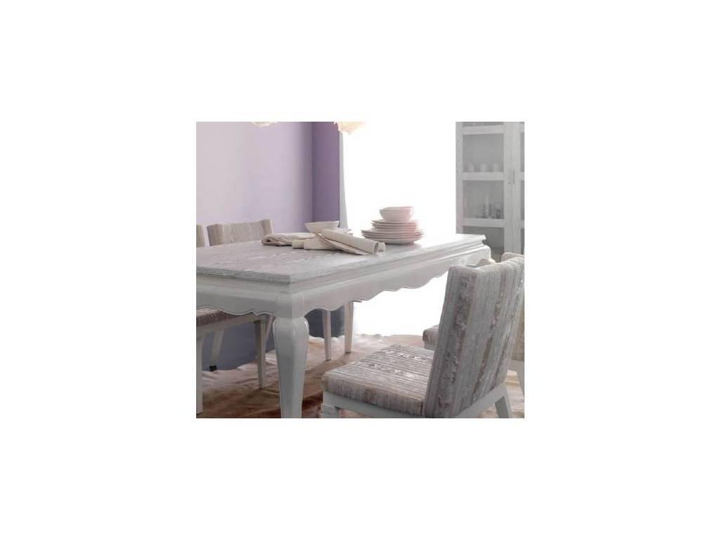 Rambulle: Next: стол обеденный  (E5/S0, белый)