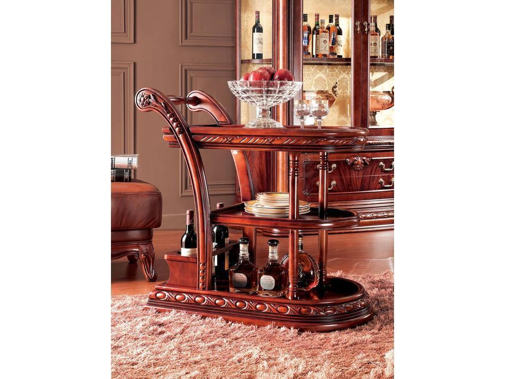 Carpenter: Изабелла: стол сервировочный  (красное дерево)