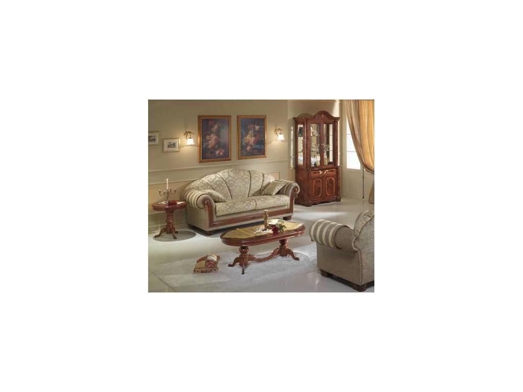 Mobis: Rapallo: диван 2-х местный Рапалло (орех)
