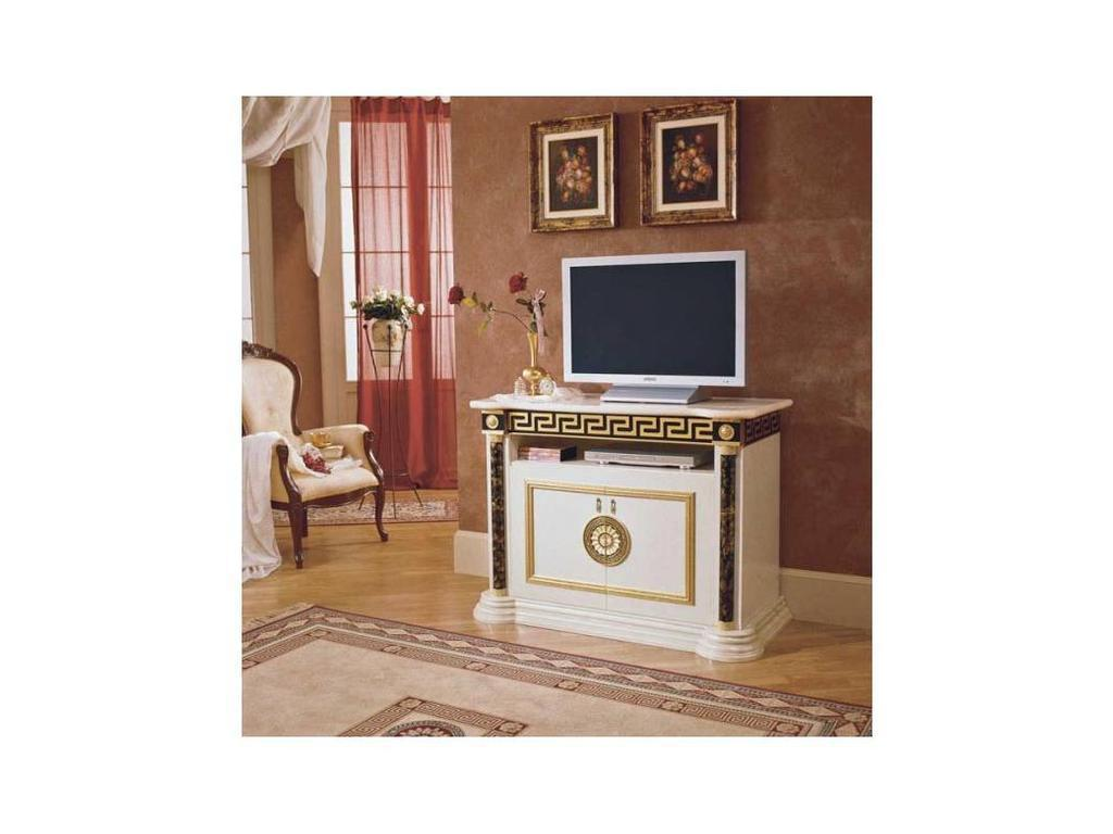 Mobis: Royale: тумба под телевизор Роял (белый)