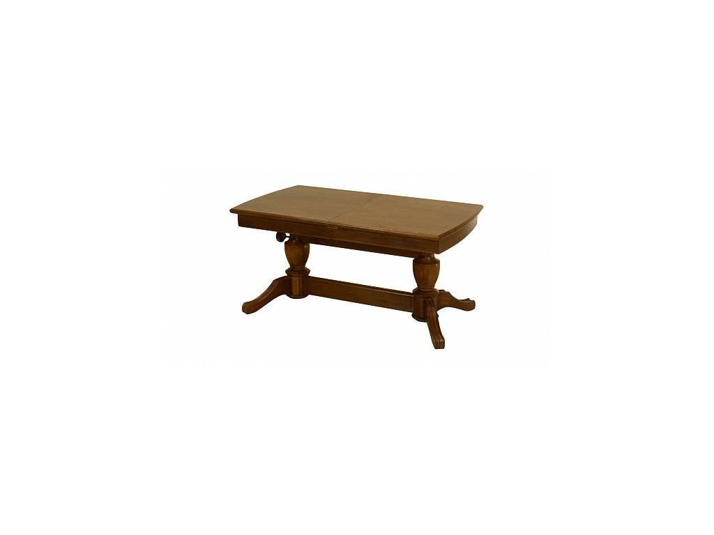 Орион: стол-трансформер Визит-Т две вставки (402 - орех)
