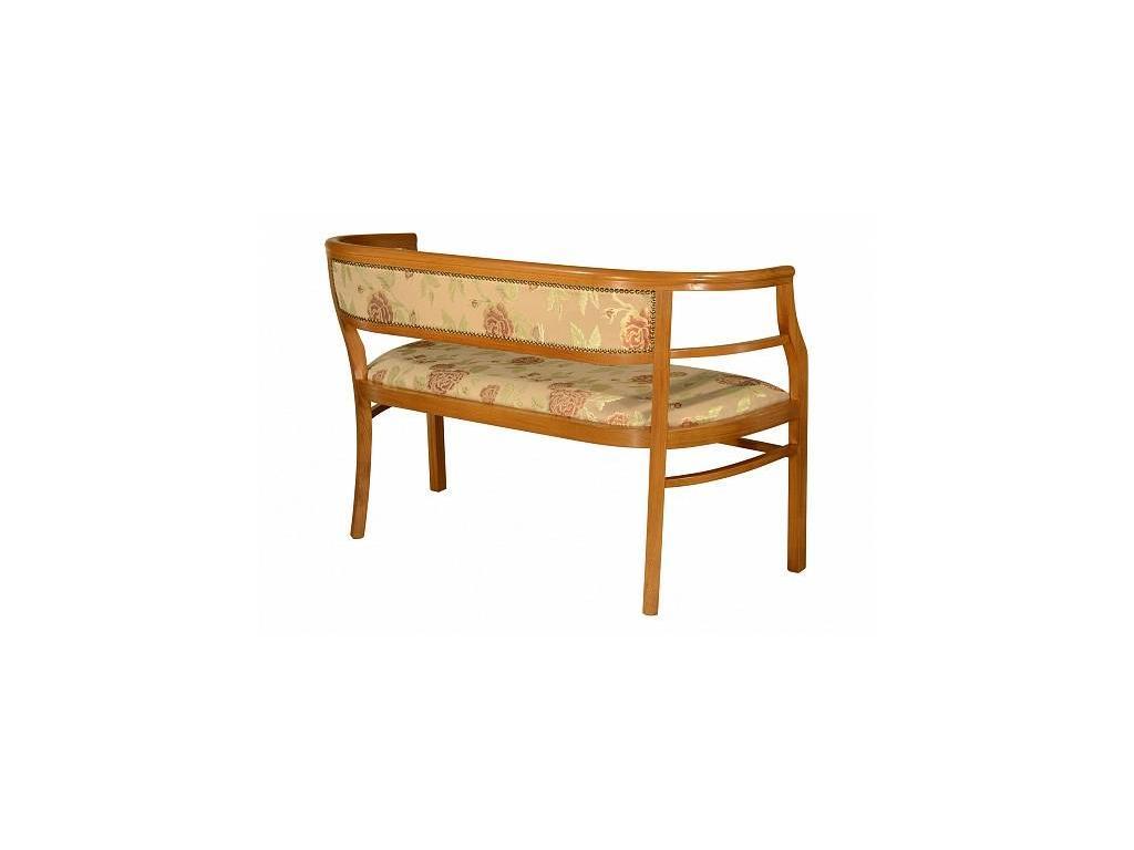 Орион: диванчик Палермо (золотой дуб, ткань)