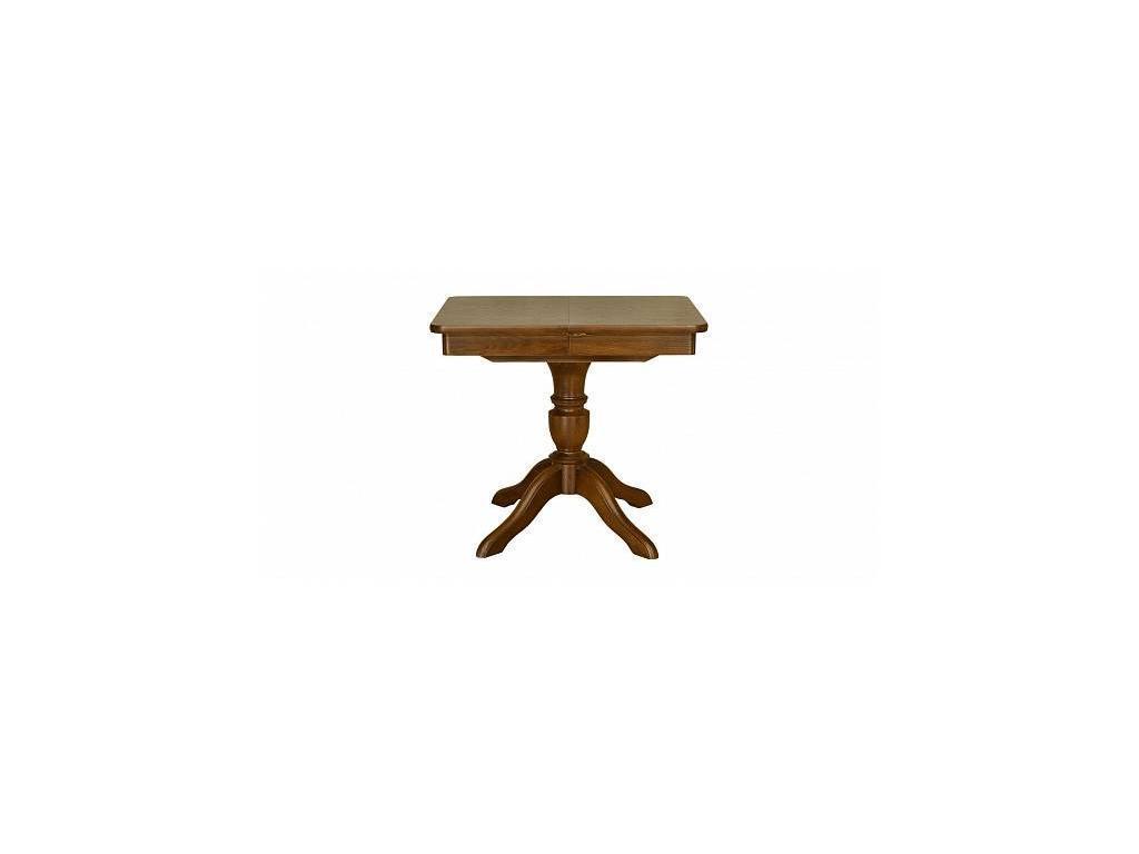 Орион: стол обеденный раскладной Рондо-ПР (венге)