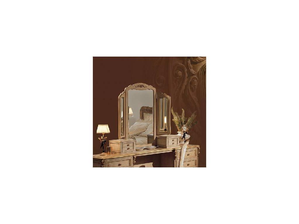 Angelo Cappellini: Frescobaldi: зеркало для стола туалетного 4 ящ.  (AVO)