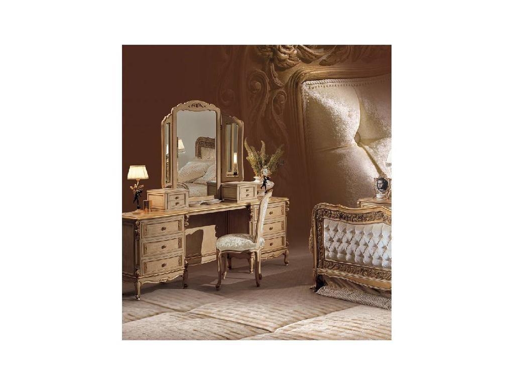 Angelo Cappellini: Frescobaldi: стол туалетный 6 ящ.. (AVO)