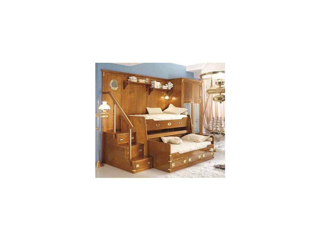 Caroti: детская комната  (натуральный светлый)