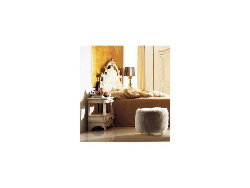 Grilli Грилли: Рондо: тумба прикроватная Мурано  (слоновая кость)