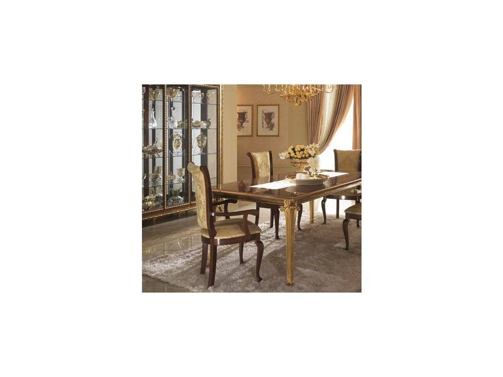 Arredo Classic: Giotto: полукресло Джотто ткань кат. А (орех)
