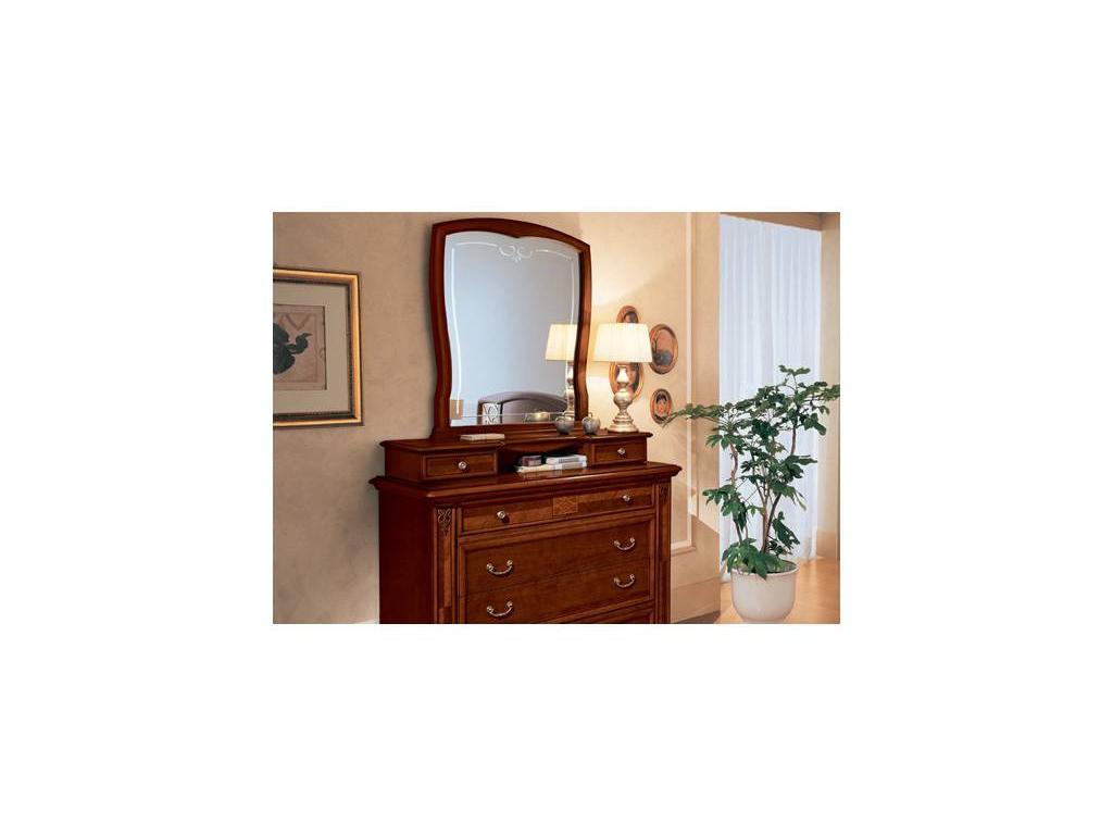 Dal Cin: Tosca: зеркало Тоска  (черешня)