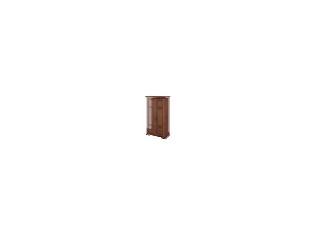 Liberty: Палермо: шкаф 2 дверный  (орех)