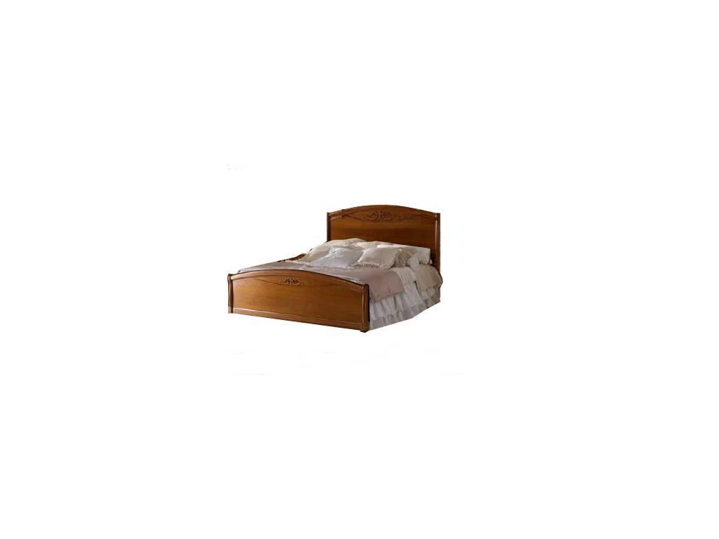 San Michele: Portofino: кровать  Altea 180х200 с изножьем (вишня)