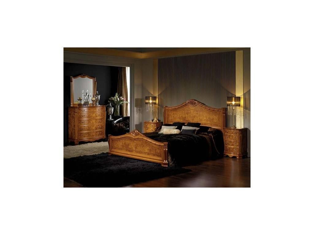 Висент Монторо: 20: кровать 160х200 с рамой  (olivato)