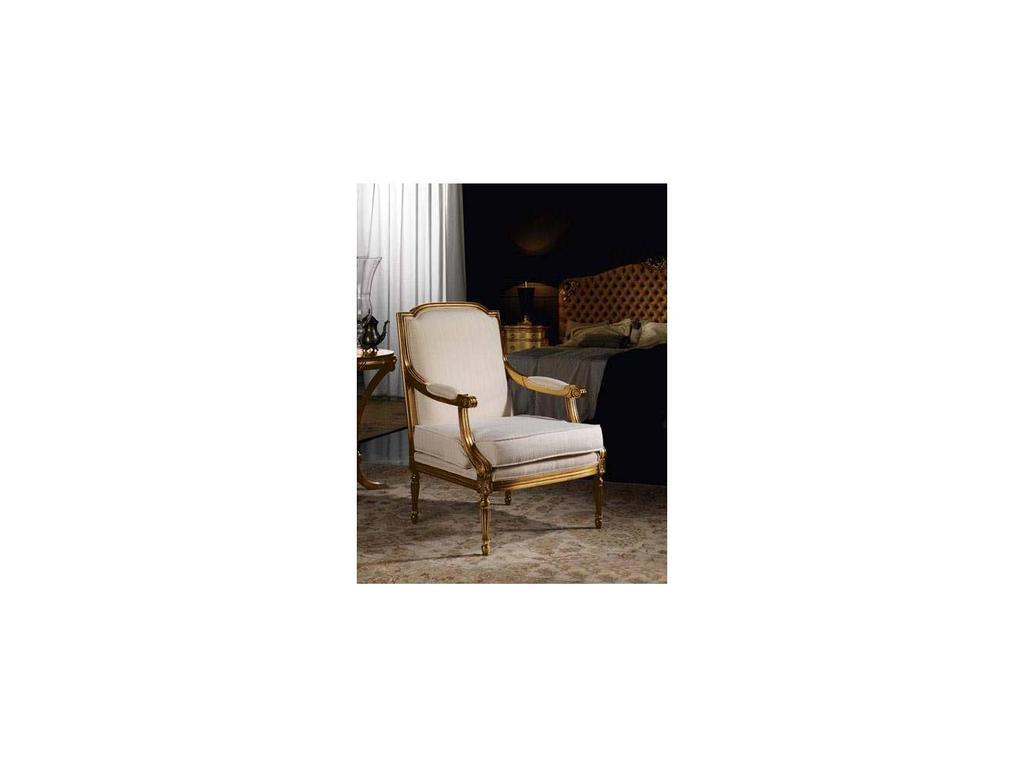 Висент Монторо: 20: кресло  (nogal,dorado)