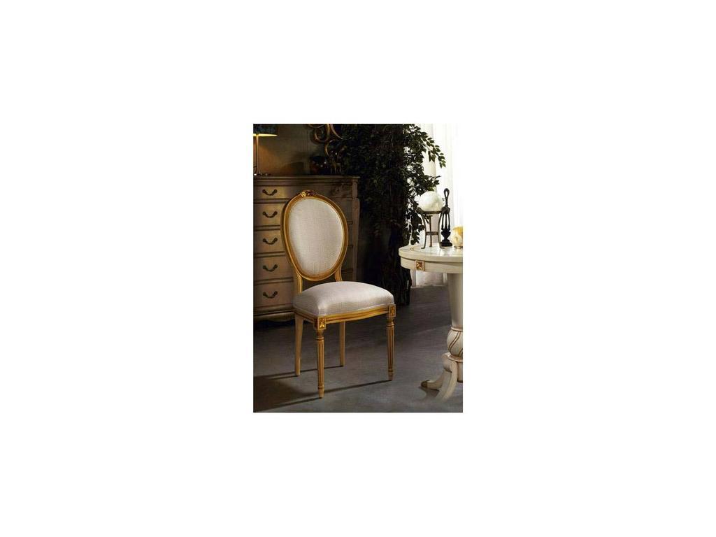 Висент Монторо: 20: стул  (nogal,dorado)