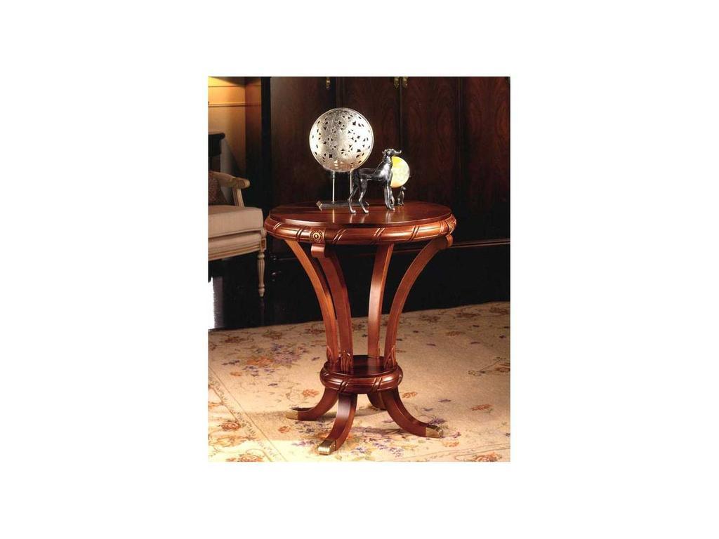 Висент Монторо: 20: стол под лампу  (nogal,dorado)