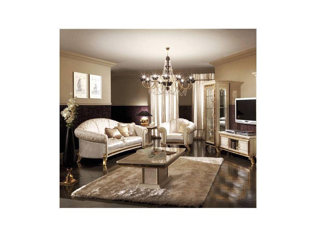 Arredo Classic: Raffaello: диван 3-х местный ткань кат. В