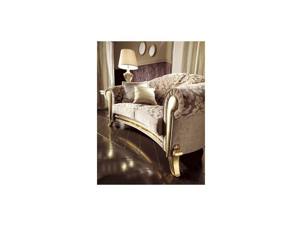 Arredo Classic: Raffaello: диван 2-х местный ткань кат. А