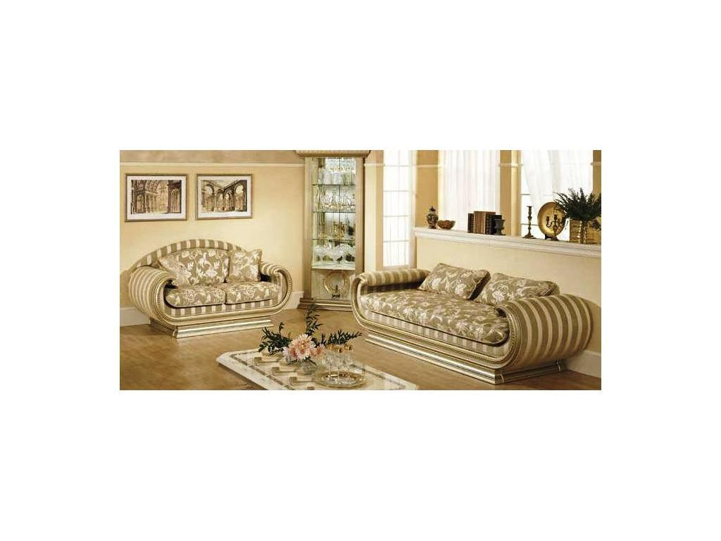 Arredo Classic: Elit: диван-софа 3-х местный ткань кат. A