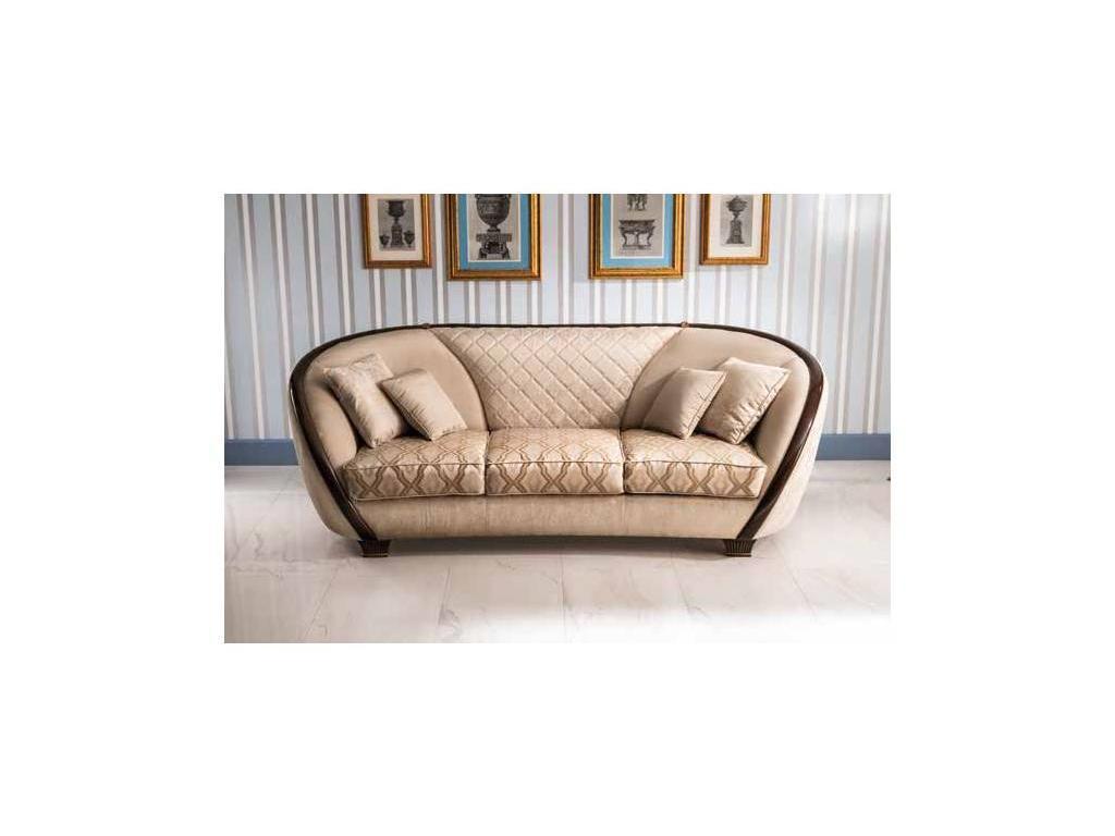 Arredo Classic: Modigliani: диван 2 местный кат В с простежкой (ткань)