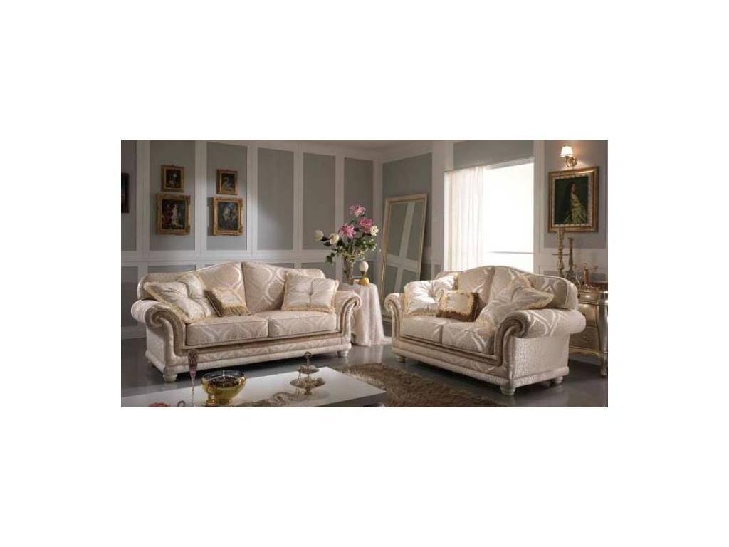 Poltromot: Maddalena: диван 3-х местный ткань