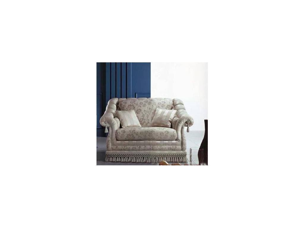 Poltromot: Karim: диван 2-х местный ткань