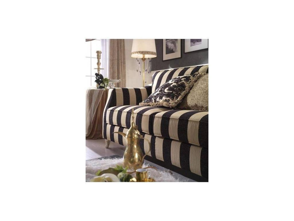 Poltromot: Azalea: диван 3-х местный ткань