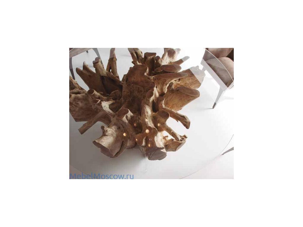 Joenfa: Naga: стол обеденный  (natural wood)