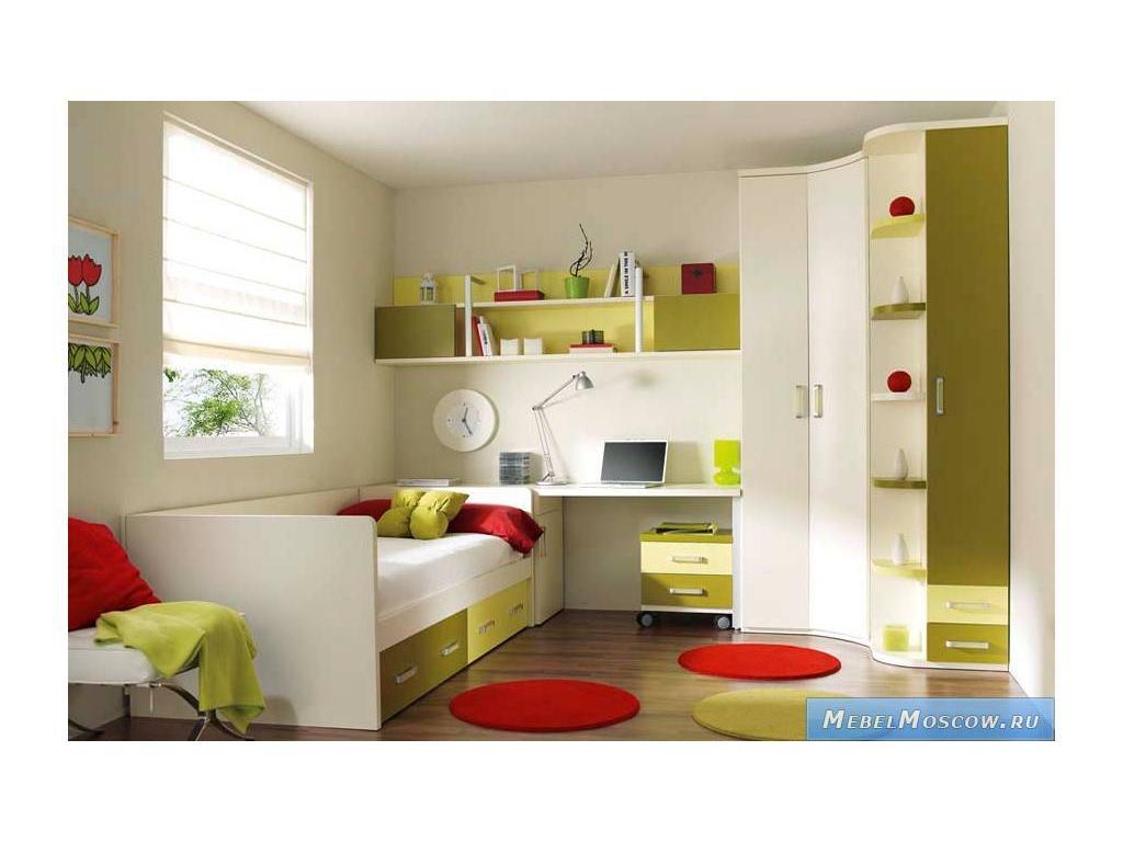 мебель в подростковой комнате фото
