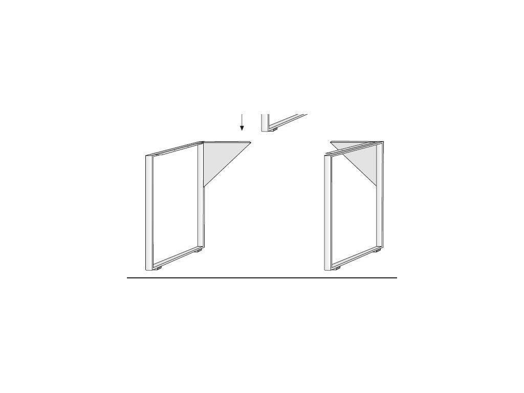 Joype: Diez: элемент  стола (опора) левый