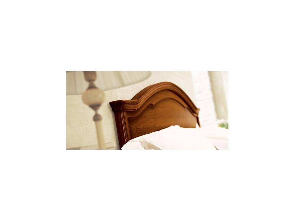 Tomasella: Epoca: кровать 140х190 Эпоха  (темный орех)