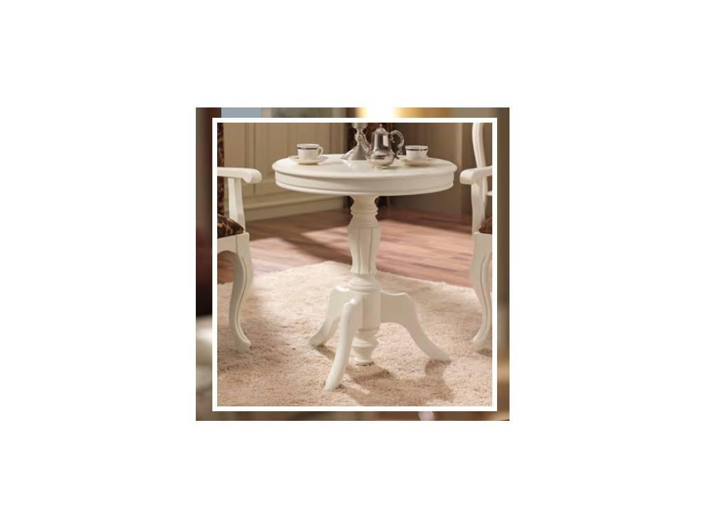 Panamar: стол кофейный  (белый)