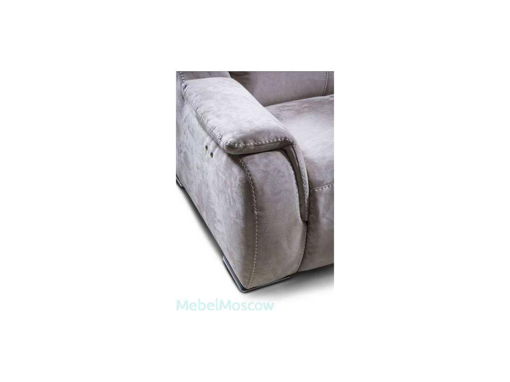Nieri: Memphis: диван 3-х местный раскладной (Novabuk)