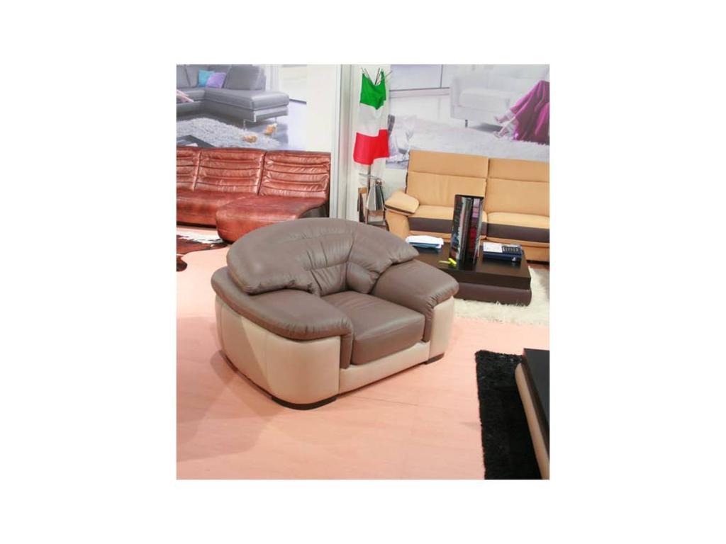 Nieri: Aerre: Рио кресло (кожа)