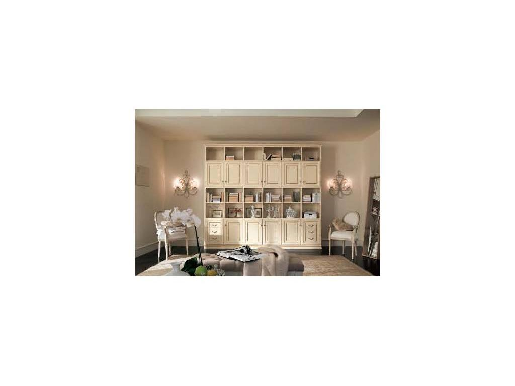Pitti Charm: детская комната композиция 6 библиотека (saenza filetto)