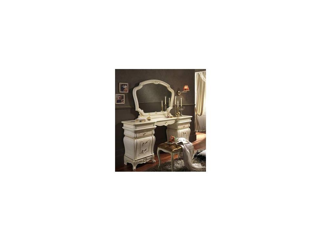 MobilPiu: Дукале: зеркало настенное (слоновая кость)