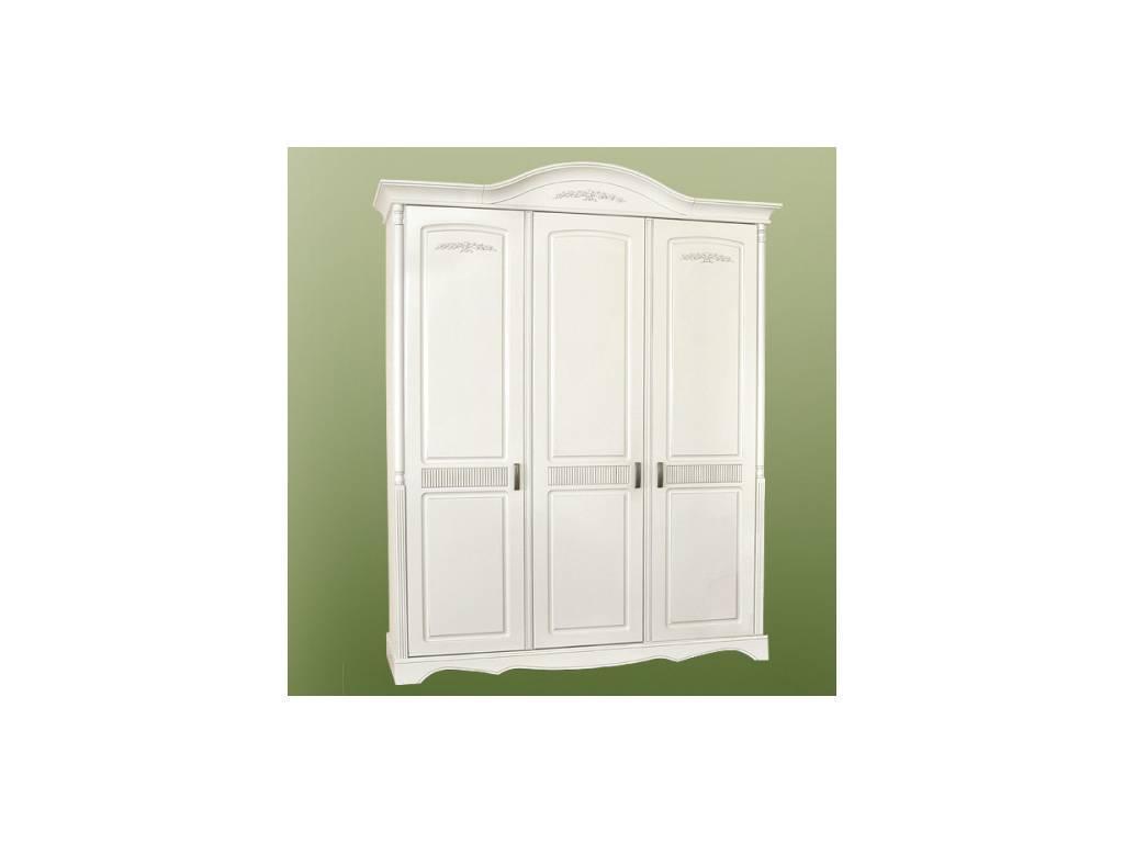 Mobex Мобекс: Анна: шкаф 3-х дверный (crema)