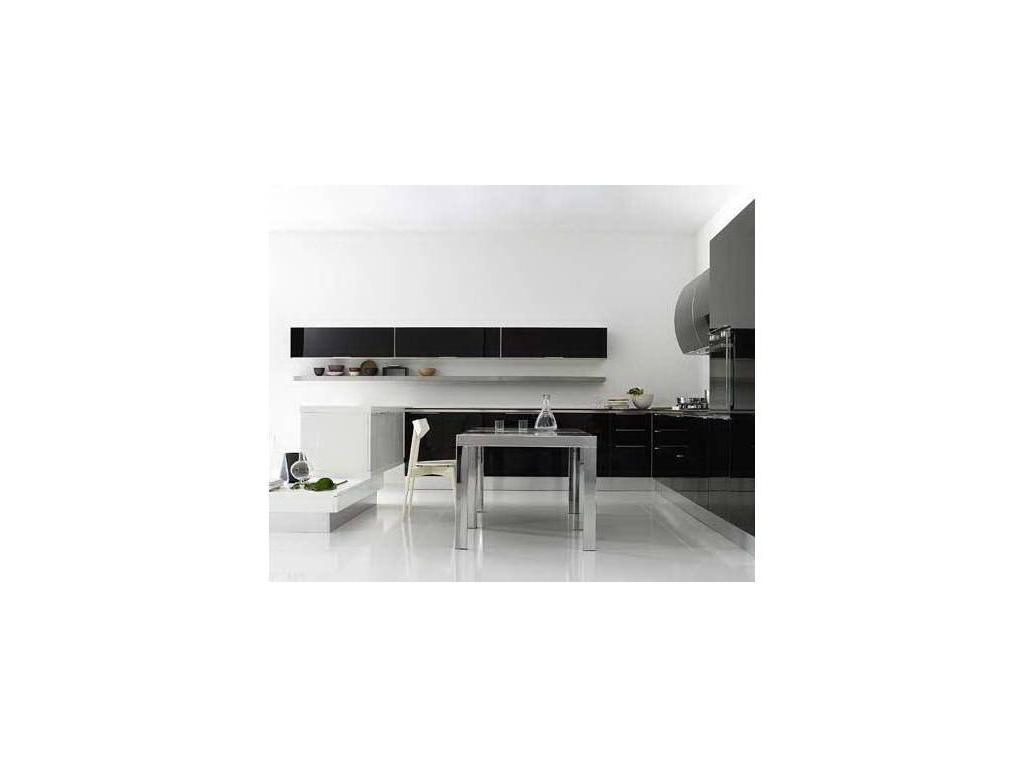 Aran: Volare Vetro: кухня Воларе стекло