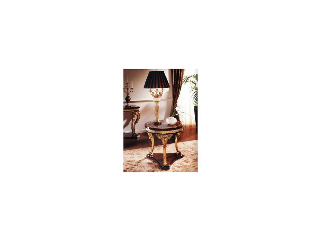 Mariner Маринер: Volga: стол Волга под лампу  (орех, золото)