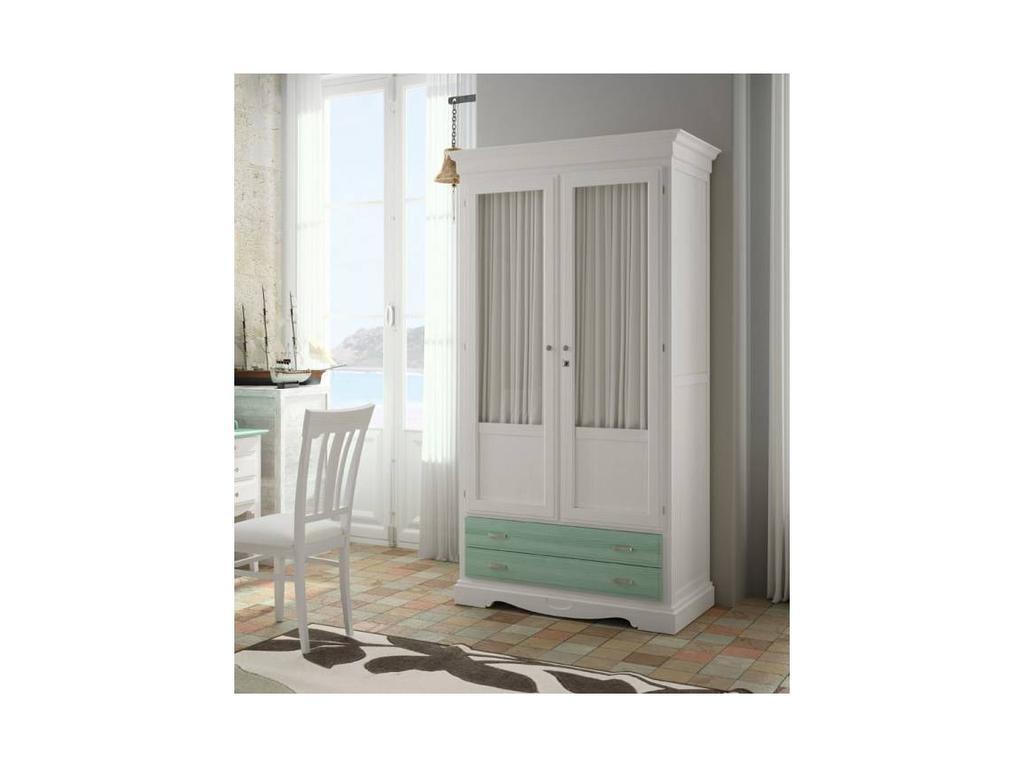 Grupo Seys: Fontana: шкаф 2-х дверный Фонтана  (черешня)