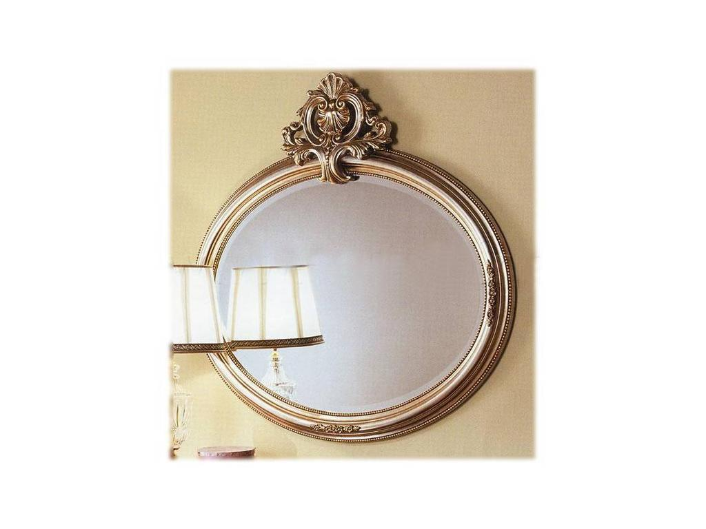 Signorini Coco: Partenope: зеркало  (серебро)