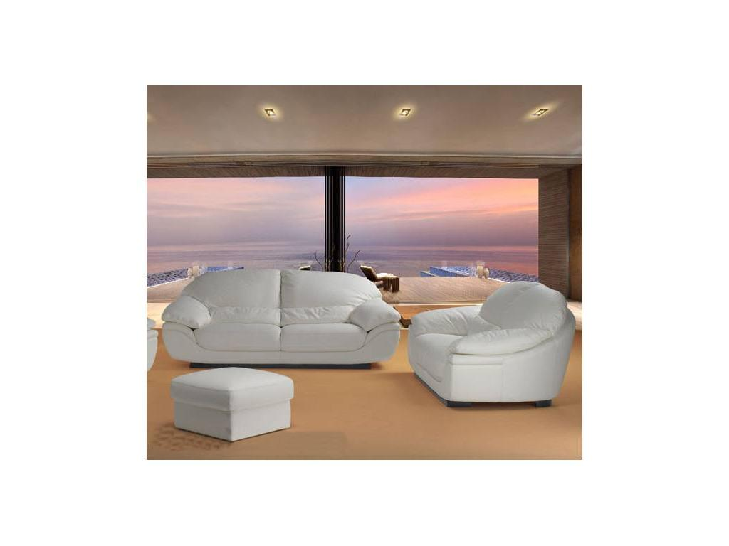 Nieri: Monaco: кресло кожа кат. Extra (LUXOR 9004 STD)
