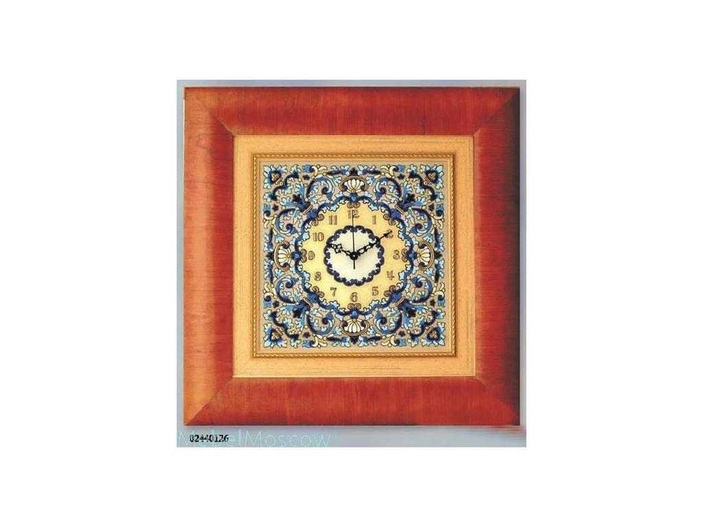 Cearco: часы квадратные  52х52