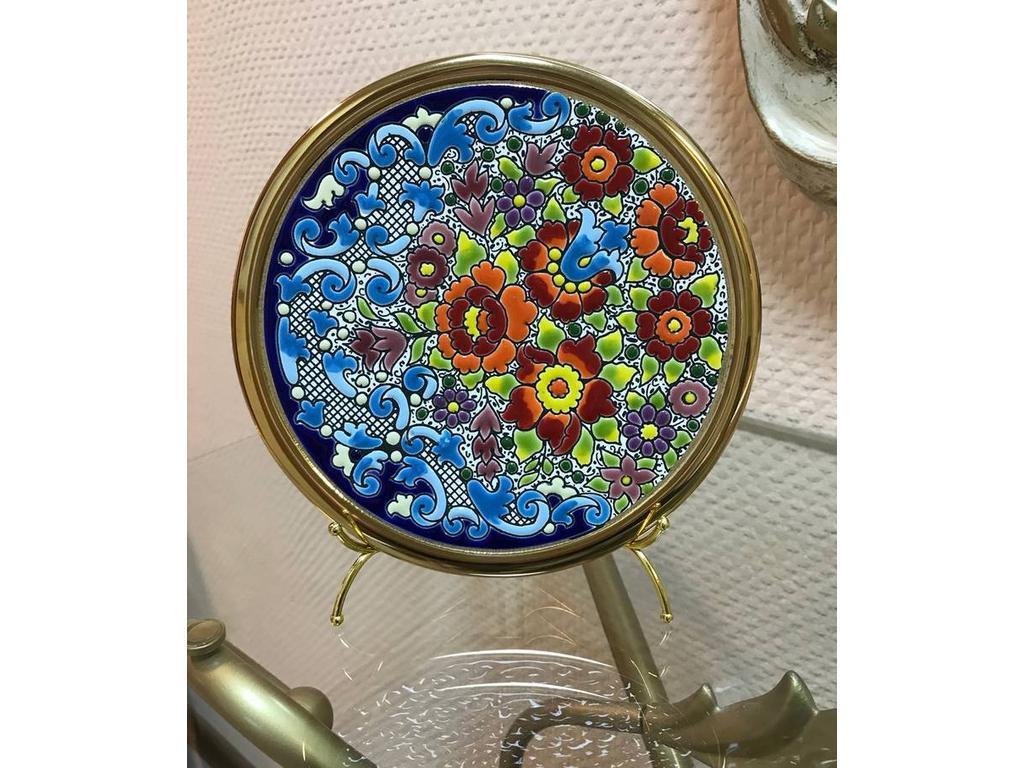 Cearco: тарелка декоративная  диаметр 17 см