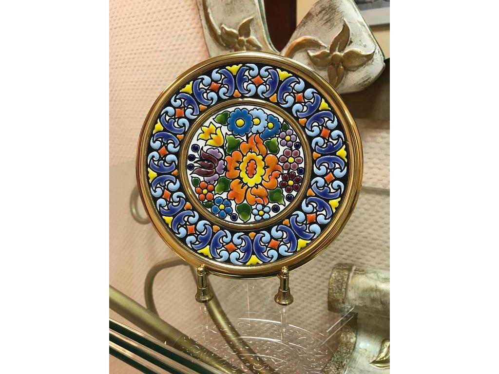 Cearco: тарелка декоративная  диаметр 14 см